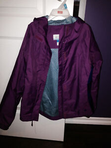 Columbia Windbreaker Jacket $35