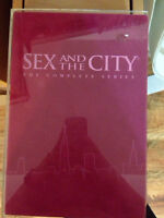 Sex and the city complete series