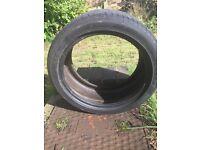Dunlop tyre 245/40 R18