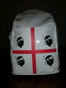 """Sardinian Flag"" insulated backpack"