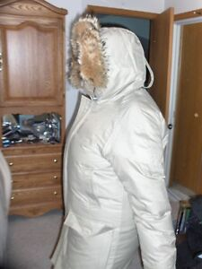 Down Feather Filled Artic Parka