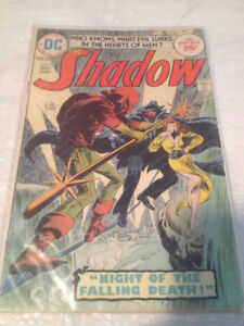 "DC Comics' ""The Shadow"" - 1975"