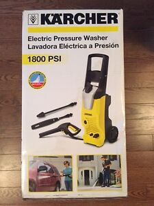 Karcher Electric Pressure Waher - BRAND NEW