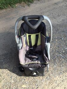 Baby trend infant car seat