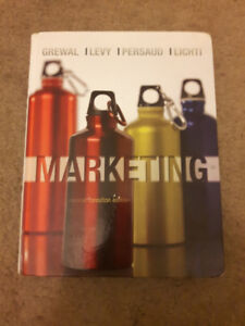 Marketing grewal levy kijiji in ontario buy sell save with barely used marketing textbook second edition fandeluxe Choice Image