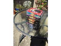 Doctor who Boxset DVD's series 1-6