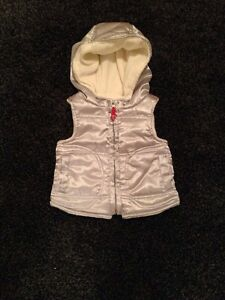 """Please Mum"" Girls 12-18M Vest"