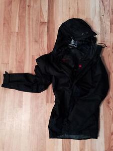 Manteau hiver Oakley noir pour homme