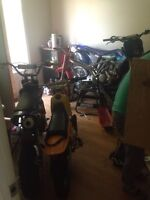 50cc Dirtbike with ownership for trade