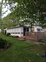 Reduced! Fishermans Cove Kincardine Lakeview Trailer