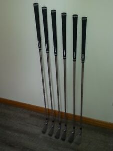 Adams Idea Pro Irons/Hybrid Golf Clubs