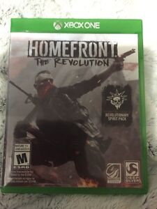 Homefront: The Revolution -Xbox one