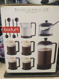 Bodum Coffee set (12 piece)