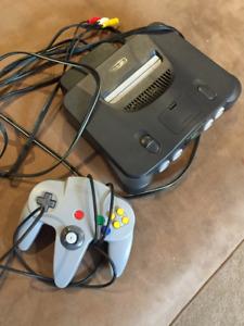 N64 & Controller