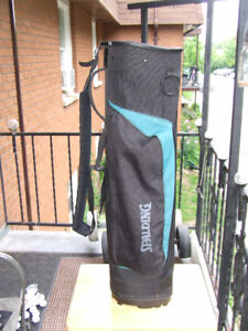 Spalding Golf Bag With Carry Strap - $15.00