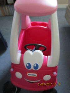 Little Tykes Princess Cosy Coupe