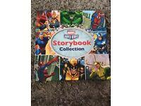 Marvel superheroes storybook