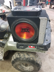 Mtx sub set up