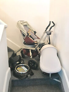 ORBIT stroller system