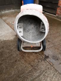 Belle Concrete Mixer
