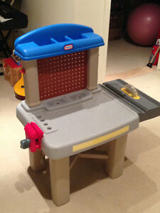 Little Tikes Workbench Kijiji Free Classifieds In