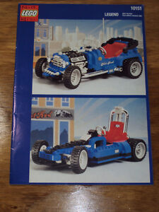 "Lego ""Hot Rod ""  #10151"