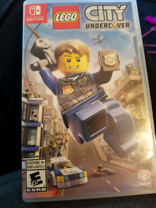 Lego city for the switch