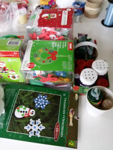 Articles bricolage Noël et Hiver