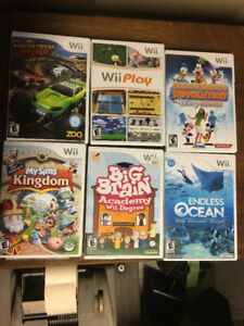 Nintendo Wii Games *Great Condition* OBO