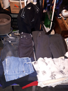 Ladies clothing, shoes and purses From $1.00