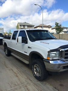2004 Ford F-350 King Ranch Pickup Truck