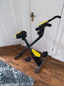 Everlast exercise bike