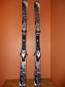 FISCHER FS-10 PERFORMANCE SKI'S - GOOD CONDITION - 150CM