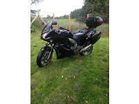 Honda CBF 1000 GT ABS 2009 In Black