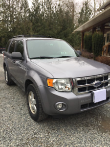 Very nice 2008 Ford Escape