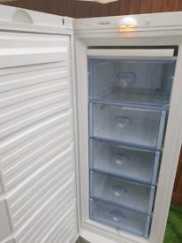 Quality tall Scandinova freezer, excellent/clean. Delivery