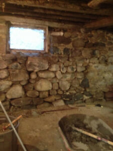 Barn or field stone wanted in Goderich area