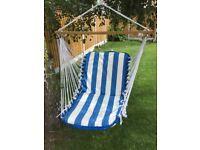 Lovely garden hammock from America