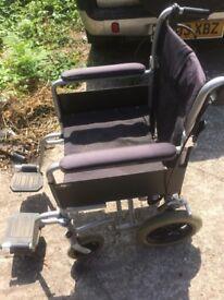 Wheel chair lightweight