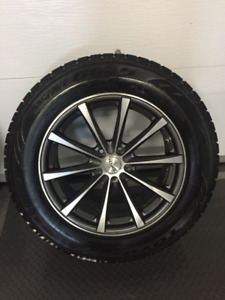 Pneus hiver/winter tires Toyo GSI5  245/60/R18