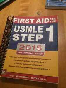 Usmle first aid step 1 book