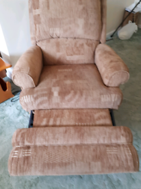 3 seater sofa and recliner g