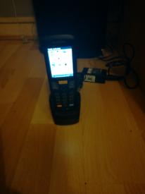 handheld barcode scanner