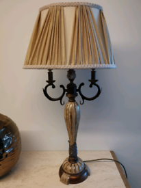Victorian Antique French Style Table Lamp