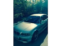 Bmw e46 325Ci For Sale urgent sale Required offers please