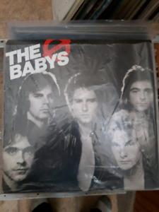 The Babys Union Jacks vinyl LP good