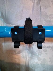 Support de pompe à vélo (neuf)