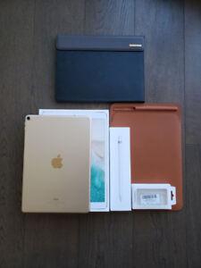iPad Pro 10.5 w/ AppleCare and Accessories