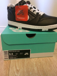 Supreme x Air Force Brown size 9.5