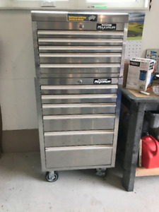 Stainless steel Tool Chest